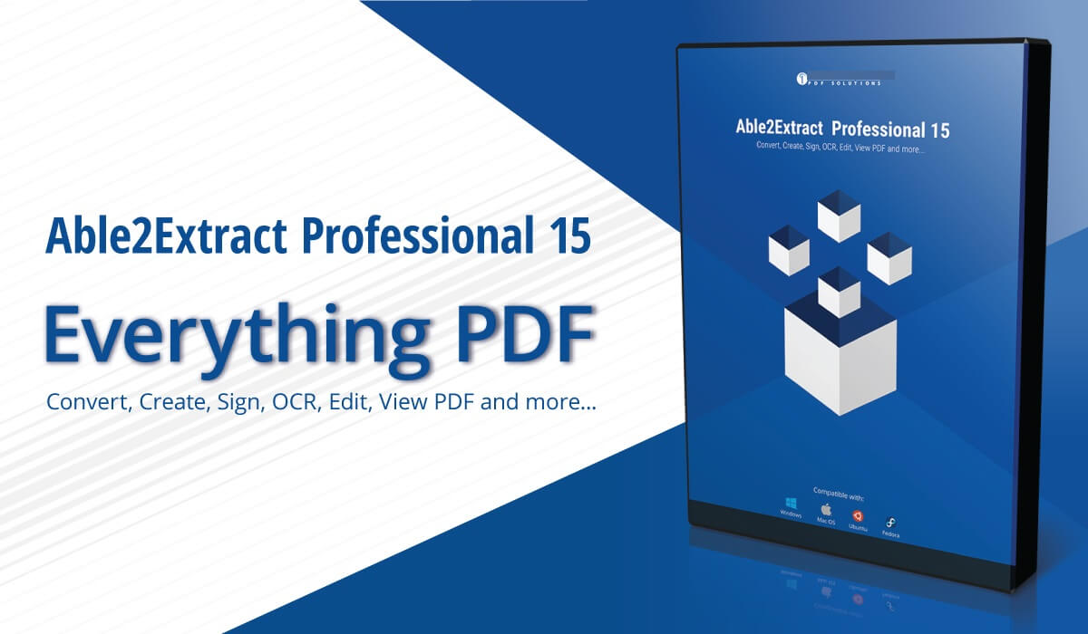 Able2Extract Professional 16.0.7.0 Crack Download Latest 2022