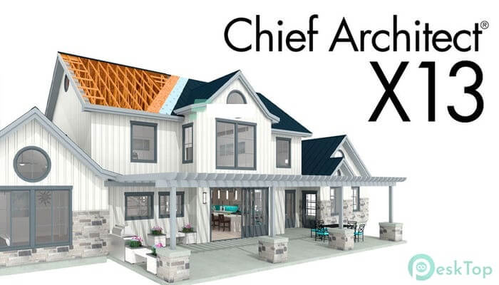 Chief Architect Premier Crack X13 23.2.0.55 Product Key Free Download 2022