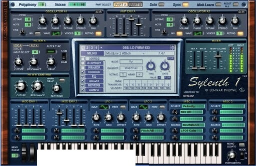 Sylenth1 Crack 3.072 With Torrent Full Version